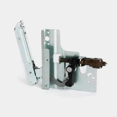 Cerniere ammortizzate camma interna per pesi porta da 9kg a 16kg